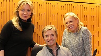 Image for Torvill & Dean: 'We were in our zone'
