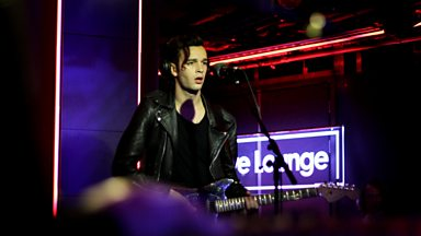 Image for The 1975 - Settle Down in the Live Lounge