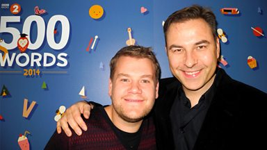 Image for David Walliams talks 500 Words with Zoe Ball