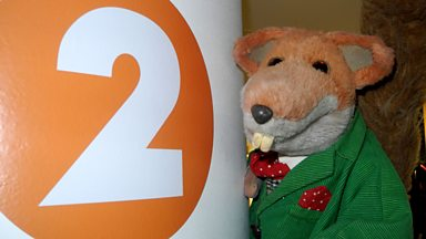 Image for Basil Brush joins Zoe Ball and David Walliams in the studio!