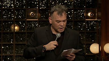 Image for Stewart Lee on Immigration