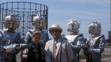 Early Cybermen