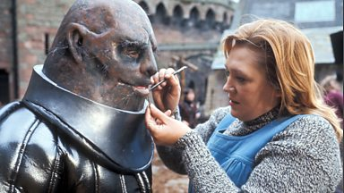 Sontarans: Behind the Scenes