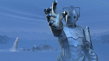 Blood of the Cybermen