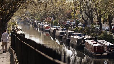 Cityzens in London: London's industrial past explored by narrowboat