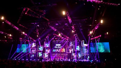 BBC Music Awards: 5 ways to watch and listen