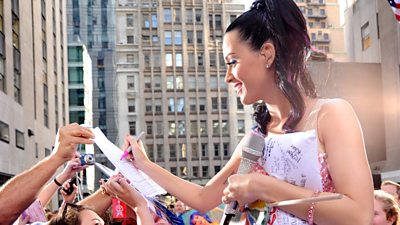 What do pop star autographs reveal about their personality?
