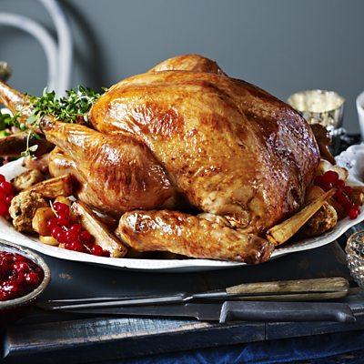 BBC iWonder - How do I cook Christmas dinner in under 2 hours?