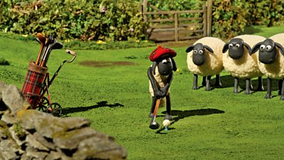 Who's the Caddy?