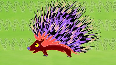 Why Porcupine Has Quills
