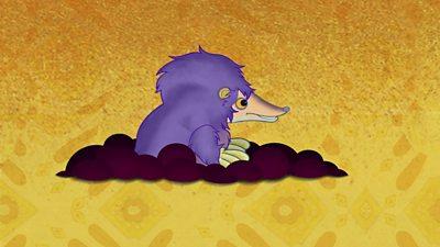 Why Mole Lives Underground