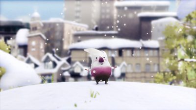 The Snow Neep