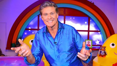 David Hasselhoff - My Friend Nigel