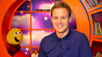 Dan Walker - Captain Buckleboots on the Naughty Step