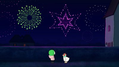 Fireworks Dance