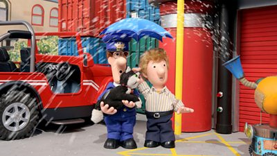 Postman Pat and the Amazing Weather Machine