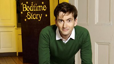 David Tennant - Christmas Bear