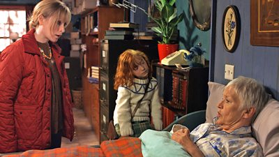 Katie Morag and the Grumpy Grannie
