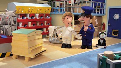 Postman Pat and the Runaway Bees