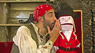 Strict Pirate's Got Talent