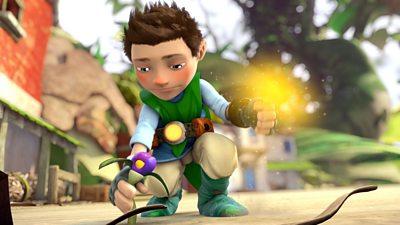 Ranger Tom: Super Helper