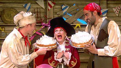 Sinker's Birthday Surprise