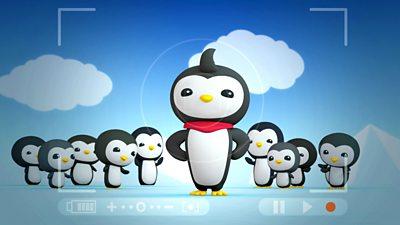 The Great Penguin Race