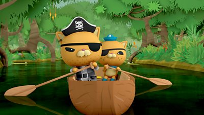 Octonauts Special: The Amazon Adventure