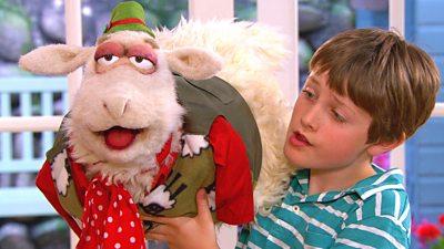Bertie Beep and his Talking Sheep