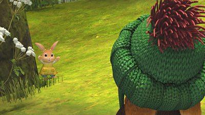 The Tale of the Peekaboo Rabbit