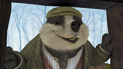 The Tale of the Uninvited Badger