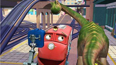 Wilson and the Dinosaur