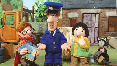 Postman Pat the Secret Superhero