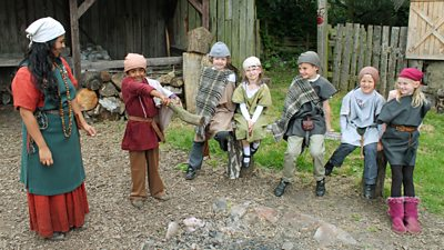 Viking Childhood