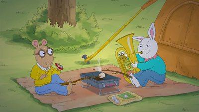 The Substitute Arthur