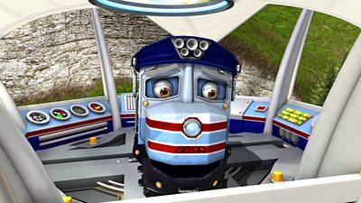 Skipper Stu and the Steam Crane