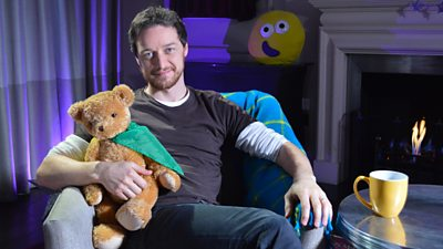 James McAvoy - The Dinosaur that Pooped a Planet