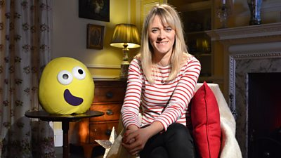 Edith Bowman - No Such Thing As Nessie