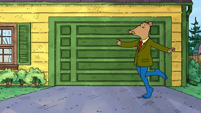 Mr Ratburn's Secret Identity