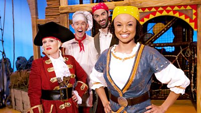 CBeebies Pirate Party