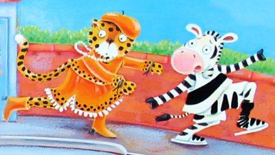 David Harewood - Zippity Zebra and the Windy Day