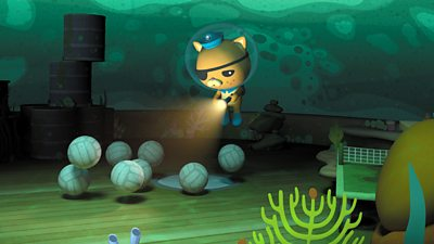Octonauts and the Octopod Mystery