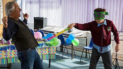 Hank's Birthday