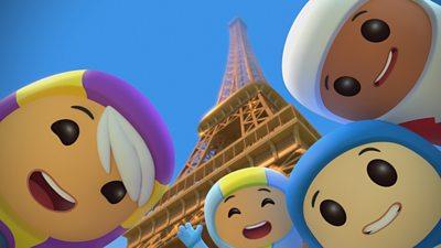 The Eiffel Tower, France