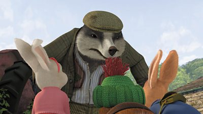 The Tale of the Big Bad Badger