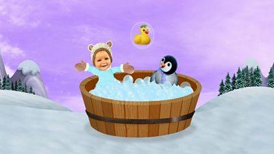 Baby Jake Loves Bath Time