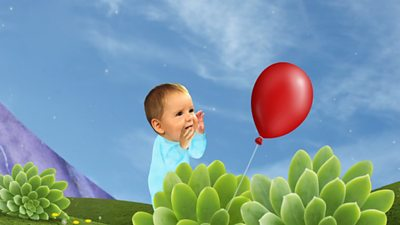 Baby Jake Loves Balloons