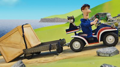 Postman Pat and the Cornish Caper