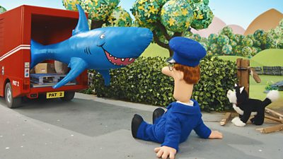 Postman Pat and the Flying Shark