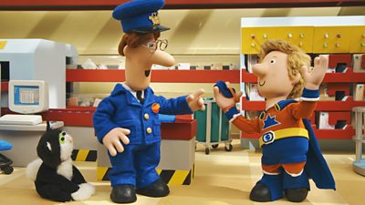 Postman Pat and the Blue Flash